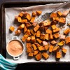 The Sideshow: Coconut Cinnamon Roasted Sweet Potatoes