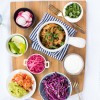 Pulled Pork Tacos with Quick-Pickled Red Onions and all the Fixin's