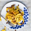 The Sideshow: Maple-Garlic Delicata Squash Oven Fries