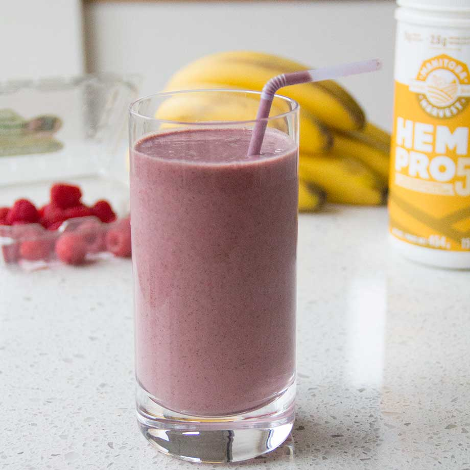 Formula for the ultimate breakfast smoothie by KiwiandBean.com
