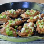 How to make chicken breasts taste good, part II (One-Skillet Peanut Chicken)