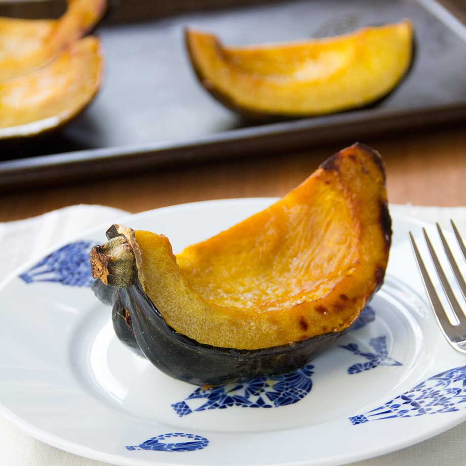 The Sideshow: Maple Roasted Acorn Squash Wedges | (Cooking for) Kiwi ...