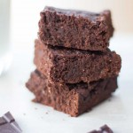 New Year's Resolution Brownies, from Cooking with Coconut Oil