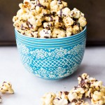 Jackson Pollock Popcorn, and a Butter Baked Goods Giveaway