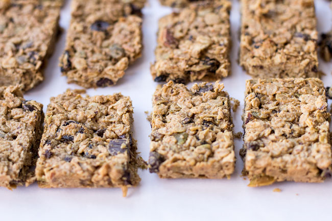 Easy Crispy Fruit And Nut Granola Bars Recipes — Dishmaps
