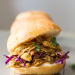 Slow Cooker Butter Chicken Sliders